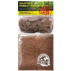 Exo Terra Equatorial Forest Floor, постелка за терариуми екваториална гора - 4,4 литра - ГЕРМАНИЯ - PT3112