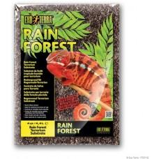 Exo Terra Rain Forest Terrarium Substrate, постелка за терариуми дъждовна гора - 4,4 литра - ГЕРМАНИЯ - PT3116