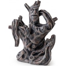 Exo Terra Tiki Ornament, укритие, съд за вода или храна Small 19 x 17 x 26,5 см - ГЕРМАНИЯ - PT3156