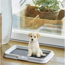 Тоалетна за куче - Stefanplast Puppy Toilet Training Set 60 x 40 x 4 cm 81990