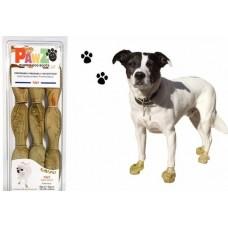 Pawz Large Camo - каучуков водоустойчив чорап за кучета с дължина на лапата до 10 см. 1 брой