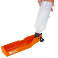 Pet Brands RAC Travel Water Bottle - сгъваемо шише за вода, за пътуване 500 мл - RACPB18
