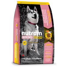 S9 Nutram Sound Balanced Wellness® Adult Lamb Natural Dog Food За кучета от 1 до 10 години 13,6 кг