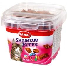 Bites SANAL Cat Salmon - със сьомга, 75 гр, Холандия SC1575