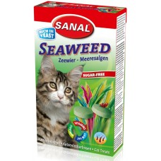 Витамини SANAL Cat Seaweed - с водорасли, 50 гр, Холандия SC3100