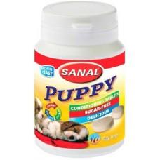 Витамини SANAL Dog Puppy за малки кучета 75 гр, Холандия SD2406