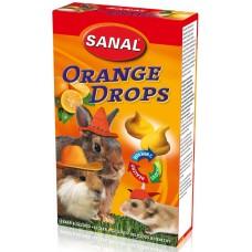 Дропс SANAL Rodent Orange - с портокал, 45 гр, Холандия SK7150