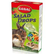 Дропс SANAL Rodent Salad - със зеленчуци, 45 гр, Холандия SK7300