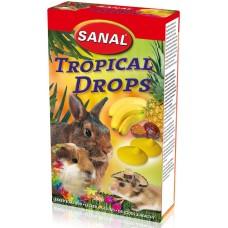 Дропс SANAL Rodent Tropical - с тропически плодове, 45 гр, Холандия SK7450