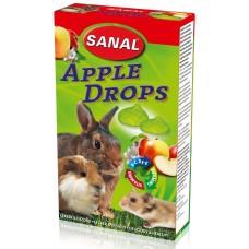 Дропс SANAL Rodent Apple - с ябълка, 45 гр, Холандия SK7600