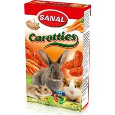 Хапки Carotties SANAL Rodent - с морков, 45 гр, Холандия SK7711