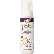 Nootie Waterless Foaming Shampoo – Soft Lily Passion - Пяна за почистване - Момина сълза за кучета, котки 200 мл