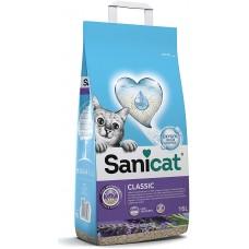Sanicat Classic Lavender - абсорбиращ класически бентонит - лавандула - 10 литра