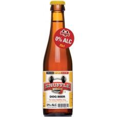 Snuffle Dog Beer Chicken - кучешка бира, вкус на пиле - 250 мл, Белгия - CE
