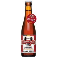 Snuffle Dog Beer Chicken / Beef - кучешка бира, вкус на пиле и говеждо - 250 мл, Белгия - ME