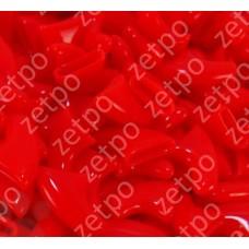 Протектори за нокти, за котки до 2,5 кг - 20 броя Stefo XS - червени