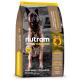 T26 Nutram Total Grain-Free® Lamb & Legumes Natural Dog Food, Натурална кучешка рецепта БЕЗ зърно с Агне и Бобови растения, Приготвена за всички стадии на живота, Канада - 11.34 кг