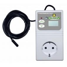 Dragon Дигитален Термостат TC22 с намаляване на сензора през нощта