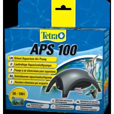 Tetra APS Aquarium Air Pumps black - много тиха и изключително ефективна въздушна помпа - APS - 100 - черна