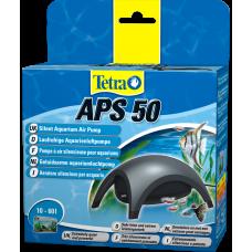 Tetra APS Aquarium Air Pumps black - много тиха и изключително ефективна въздушна помпа - APS - 50 - черна