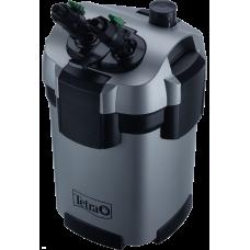 Tetra EX 600 plus complete external filter set - външен филтър (канистер) за аквариум с дебит 600 литра за час, подходящ за аквариуми от 60 до 120 литра