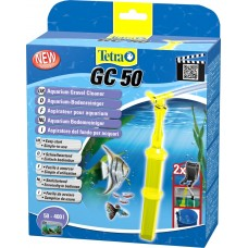 Tetra GC Gravel Cleaner GC50 - уред за сифониране на аквариумното дъно - 50 см