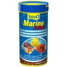 Tetra Marine Crisps - здравословна основна храна за малки и средни морски риби на хрупкави дискове - 250 мл