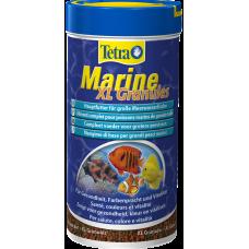 Tetra Marine XL Granules - основна храна за всички средни до големи морски риби - 250 мл