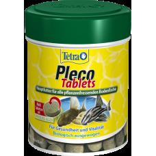 Tetra Pleco Tablets (Тетра Плеко Таблетс) е таблетизирана основна храна за растителноядни дънни риби