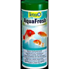 Tetra Pond AquaFresh - прогонва замърсители и миризми от градинските водоеми, ефективно осигурява дългосрочна биологично активна езерна вода - 300 мл