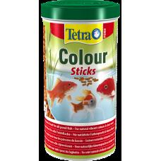 Tetra Pond Colour Sticks - пълноценна храна за ярко оцветени езерни риби, хранителнити вещества, минерали, микроелементи и витамини, каротеноиди, осигуряват балансирано хранене и насърчават живи цветове