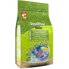 Tetra Pond Sticks - ПЛИК пълноценна храна за ежедневно хранене на всички езерни риби, оптималният хранителен състав осигурява цялостно, биологично балансирано хранене