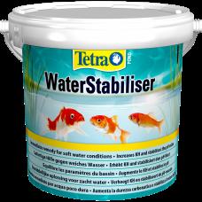 Tetra Pond WaterStabilisier - стабилизира важните водни стойности в градинските водоеми бързо и ефективно, като по този начин предотвратява прекомерната мека вода - 1,2 кг