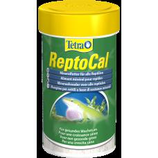 Tetra ReptoCal - Балансирана минерална добавка под формата на прах за всички влечуги - 100 мл