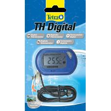 Tetra TH Digital Thermometer - цифров термометър със сонда за мерене в аквариума