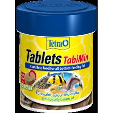 Tetra TabiMin Tablets (Тетра Табимин Таблетки) е основна храна за дънни риби, съдържаща всички важни съставки
