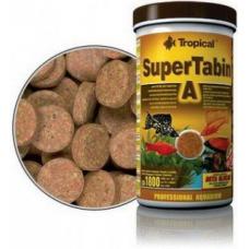 TROPICAL Super Tabin A пълноценна храна под формата на таблетки