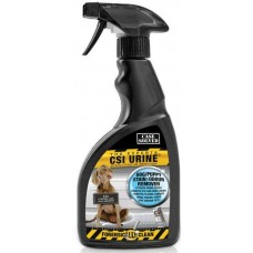CSI Urine Spray Dog - ензимен спрей за почистване - 500 ml - U2