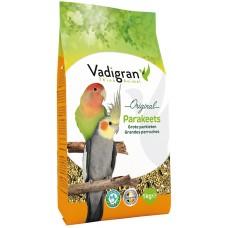 Vadigran Original Parakeet - пълноценна храна за средни папагали 1 кг, Белгия - VG401