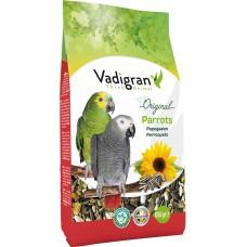 Vadigran Original Parrot - пълноценна храна за големи папагали 650 гр, Белгия - VG451