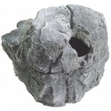 Dragon Укритие гранитен камък Wet-Box Small Granite Rock 17x14x15cm