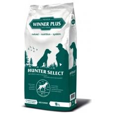 WinnerPlus Hunter Select - пълноценна храна за пораснали кучета от всички породи, подходяща за активни ловни кучета, Германия - 18 кг