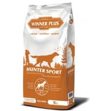 WinnerPlus Hunter Sport - пълноценна храна за пораснали кучета от всички породи, подходяща за активни ловни кучета, Германия - 18 кг