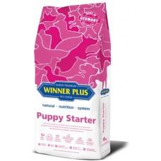 WinnerPlus Super Premium Puppy Starter - храна за отбити кученца от всички породи и за женски кучета през периода на бременност и кърмене, Германия - 18 кг
