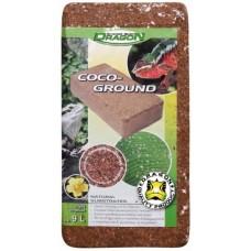 Dragon Coco-Ground - пресован кокосов субстрат пресовка 7-9l
