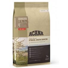 Acana dog free-run duck GRAIN FREE - суха храна за кучета от всички породи и възрасти, със свободно отглеждани патици, Канада - 11,4 кг