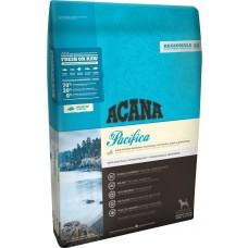 Acana Pacifica GRAIN FREE - суха храна за кучета с 5 вида риба, за всички породи и възрасти, Канада - 11,4 кг