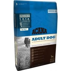 Acana Chicken & Greens GRAIN FREE - суха храна за кучета с месо от Пиле и Зеленчуци, за всички породи и възрасти, Канада - 11,4 кг