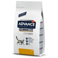 Advance Cat VET DIETS RENAL - за котки, за подпомагане функцията на бъбречната система, с ниски нива на фосфор, Испания - 1,5 кг