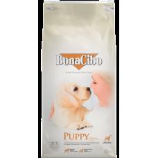 BONACIBO PUPPY CHICKEN, ANCHOVY & RICE - суха храна за подрастващи кученца от всички породи, до 1 година - пилешко месо, аншоа и ориз, Турция - 15 кг